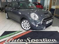 2016 MINI Hatch 2.0 TD Cooper SD (s/s) 5dr Diesel grey Manual