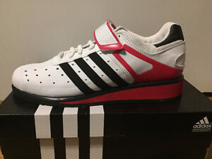 Adidas Power Perfect 2 Weightlifting Shoes - size 8 & 8.5