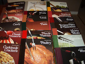 """""""The Good Cook"""" series  (20 books)"""