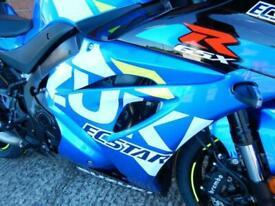 SUZUKI GSXR1000 Super Sports Motorcycle