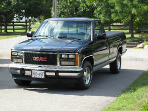 1989 GMC SIERRA 1500 PICKUP FOR SALE