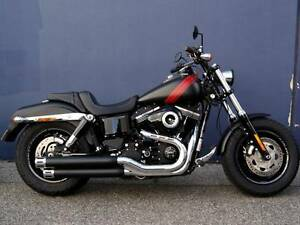 2016 HARLEY-DAVIDSON EX-DEMO DYNA FAT BOB Cannington Canning Area Preview