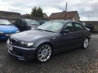 2003 BMW 3 Series 3.0 330i Sport 4dr