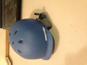 Protect Helmet!