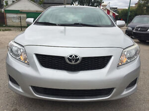 2009 Toyota Corolla Very Low km and Very Clean Car!! New Safety!
