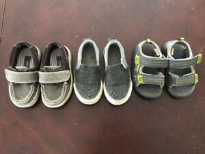 Toddler Boy's Size 6 Shoe's and Sandals