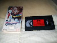 (ATTENTION = LOOK) ORIGINAL THRASHIN 1986 MOVIE VHS RARE CLASSIC