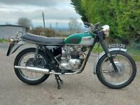 1969 TRIUMPH DAYTONA T100T. MATCHING No's. VERY NICE CLASSIC. DELIVERY AVAILABLE
