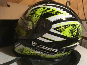 Zoan lightening helmet
