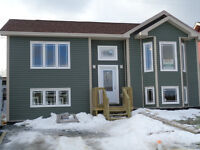Two-Apartment Brand New Home in Kenmount Terrace