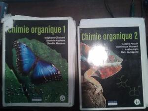 Chimie Organique 1 et 2