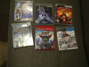PS3 bundle/games/just move/2 controllers