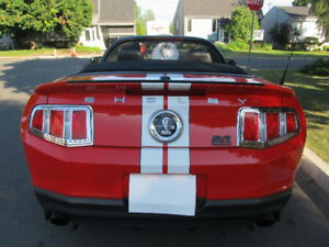 2011 Ford Mustang Shelby GT500 Coupé (2 portes)