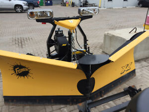 Fisher XV2 Snowplow