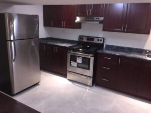 NEW TWO BEDROOM BASEMENT AVAILABLE FROM OCTOBER 1st