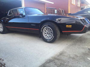 Mint reconditioned Formula Firebird 4.9 turbo