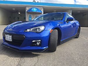 2016 Subaru BRZ STI-Package/Sport-Tech Coupe (2 door)