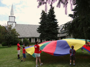 Summer Day Camp at St. Andrew's United Church