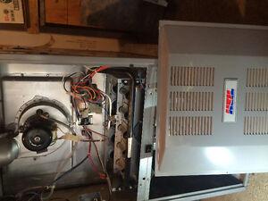 Heil (ICP) mid efficient furnace