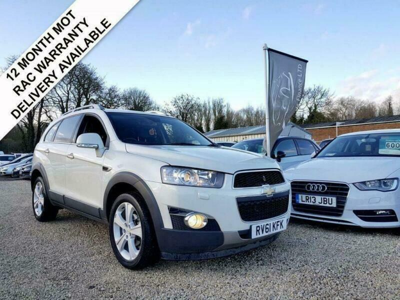 2011 61 Chevrolet Captiva 2 2 Vcdi Ltz 7seat 4x4 Auto 184 Bhp Diesel In Leicester Leicestershire Gumtree
