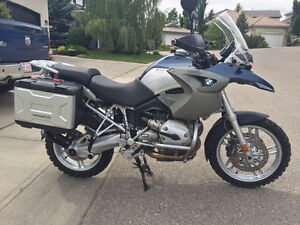2004 BMW R1200GS, One Owner - REDUCED