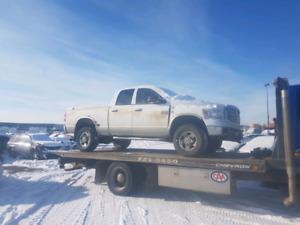 Looking for 06 07 dodge ram cummins long box parts truck