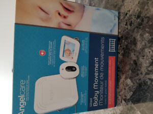 Angel care AC315 video monitor w/extra camera