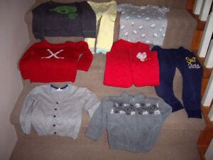 CHILDRES CLOTHES SZ 2-5