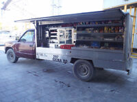 CATERING TRUCK COFFE TRUCK BUSINESS