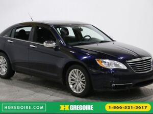 2011 Chrysler 200 Limited AUTO A/C TOIT MAGS BLUETOOTH
