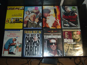 OVER 100 DVD FOR SALE, SOME TV SERIES OTHERS ARE MOVIES AT .75 West Island Greater Montréal image 4