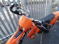 KTM EXC 200 Motocross Bike (Part exchange to clear)