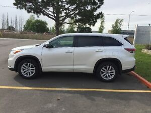 Lease Takeover - 2016 Toyota Highlander LE, with CASH INCENTIVE