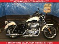 HARLEY-DAVIDSON SPORTSTER XL883L XL 883 SUPERLOW LOW MILES ONLY 575 2013