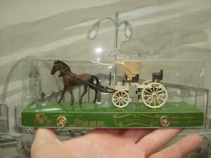 1840 Spyder, (horse and buggy) by Brumm in 1/43 (o) scale
