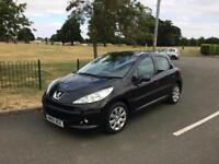 2009 09Peugeot 207 1.4HDI 70 ( a/c ) S 5DR VGC