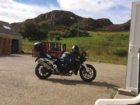 BMW k1200 r sports tourer