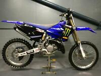 2002 Yamaha Yz 125 Motocross Bike Yz125 250 Ktm Kx Rm Sx Cr In Beccles Suffolk Gumtree