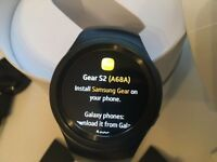 Galaxy gear s2 in like new condition.