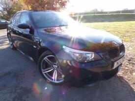 2008 BMW M5 M5 4dr SMG M Multifunction Seats! DAB! 4 door Saloon