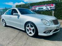 2007 Mercedes-Benz E Class E320 CDI Sport AMG 4dr Tip Auto SALOON Diesel Automat
