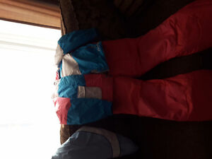 Firefly winter jacket and snow pants