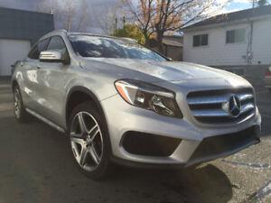 Mercedes GLA Nav/Sport/Premium incl. pneus hiver, garantie etc!!