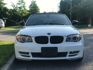 Well equipped 2010 BMW 128i Convertible for sale