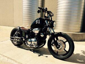 Bobber Yamaha 1100