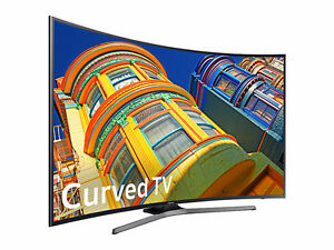 SAMSUNG 65 INCH CURVE 4K  UHD SMART LED TV. Clear Motion Rate: 9