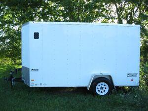 LIke NEW 12ftx6ft trailer