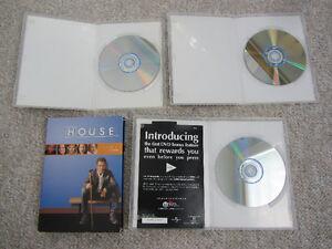 Seasons 1 Thru 4 of House on DVD Kitchener / Waterloo Kitchener Area image 2
