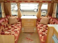 2007 4 Berth Compass Rambler for sale lots of extras