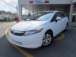 Honda Civic Sdn 4dr Man LX BLUETOOTH 2012